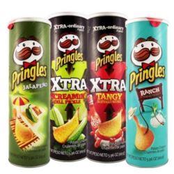 Chipsy Pringles 150g