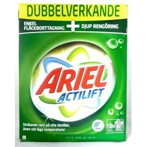Ariel proszek 120-80p / 4,05kg Granulat
