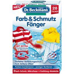 Dr.Beckmann 28szt chusteczki wyłap kolor (12)[D]