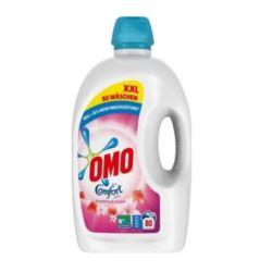 Omo 80p/ 4L żel do prania (2)[D,F]
