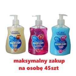 Lacura 500ml MIX mydło antybakteryjne (15mix)[D]