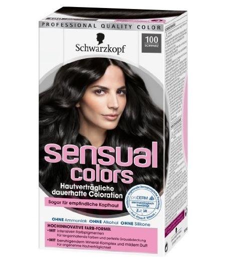 Schwarzkopf Sensual Colors farba do włosów (3) [D]