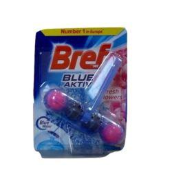 Bref Blue do WC 4kulki barwiące 50g (10) [MULTI]