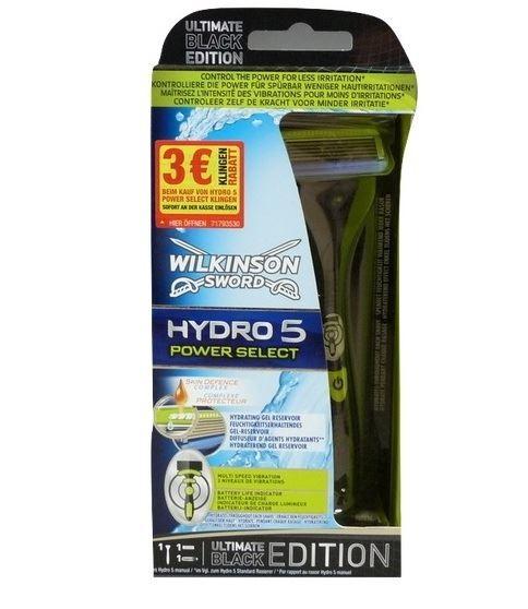 Wilkinson Hydro5 PowerSelec maszynka z wibracją(5)