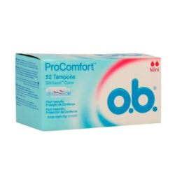 OB ProComfort Mini tampony 32szt (6) [PT,E,EST]