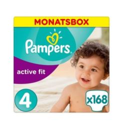 Pampers pieluszki Active N 5+ (13-27 kg) [D,UK,B]