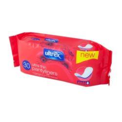 Ultrex 30szt UltraThin wkładki higieniczne(24)[GB]