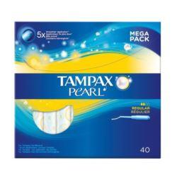 Tampax tampony Pearl Regular 40szt (3)