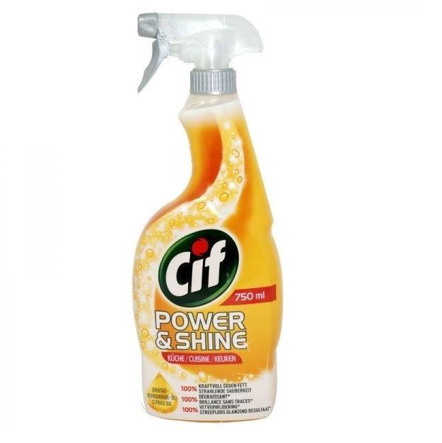 Cif Power& Shine 750ml spray (6)[AT,CH]