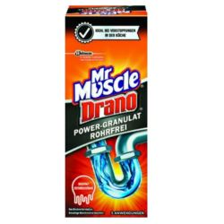 Mr. Muscle Drano granulki do udraż. rur 250g(6)[D]
