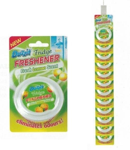 Duzzit Fridge Freshener zapach do lodówek (12)[UK]