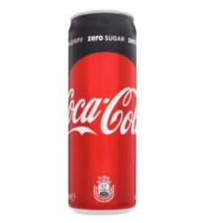 Coca Cola Zero 330ml (12)[UA,MD]