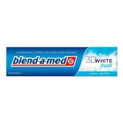 Blend-a-med 125ml 3D White pasta (8/32)MUL]