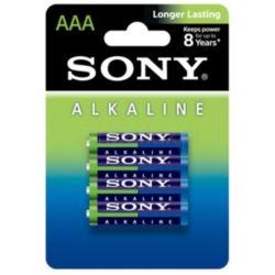 Sony baterie alkaiczne blister 4x AAA(12)[MULTI]