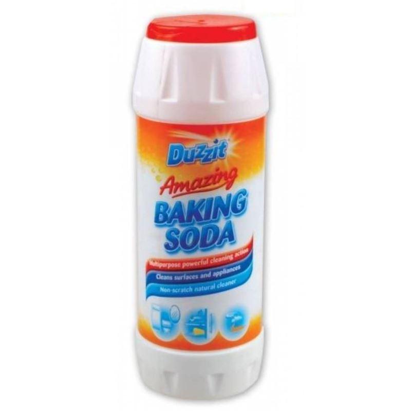 Duzzit Baking 500g Soda do czyszczenia (12)[GB]