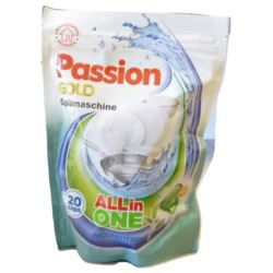 Passion All in One kaps do zmywarki 20szt/ 406g(6)