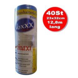 Voxxx Maxi 40szt 12,8mb ścierka na rolce(38)[D,GB]