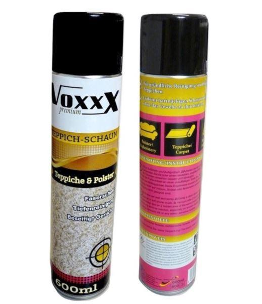 Voxxx Teppich pianka do dywanów 600ml (12)[D,GB]
