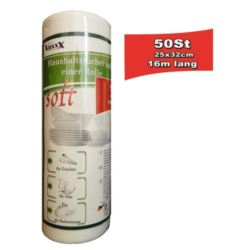 Voxxx Soft 50szt 16mb ścierka na rolce (32)[D,GB]