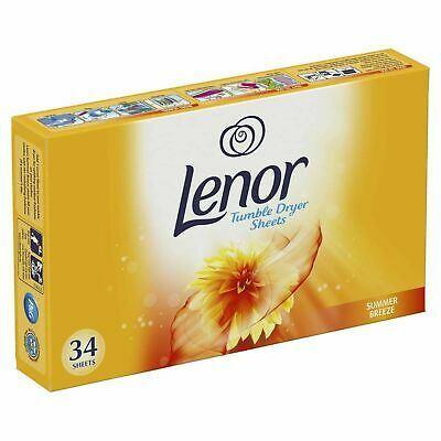 Lenor 34szt Summer chusteczki zap. (12)[GB]