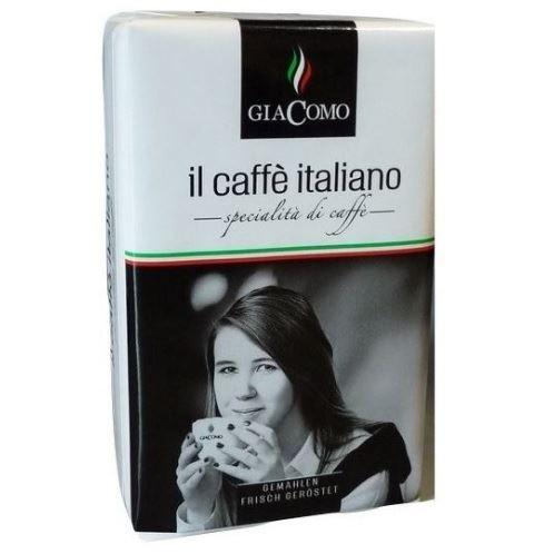 Giacomo Caffe Italiano kawa 250g mielona(12)[D,PL]