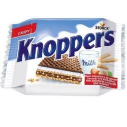 Knoppers 25g wafelek mleczno-orzechowy (24)[IT]