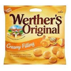 Werthers Original 125g Creamy Filling (12)[GB]