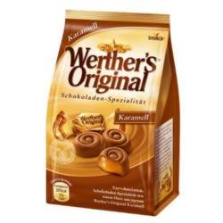 Werthers Original 153g czekoladowe z karmelem (28)