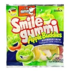 Nimm2 90g Apple śmiej- żelki kwaśne owocowe(14)[D]