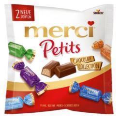 Merci 125g Petit Chocolate cukierki nadziewne(12)