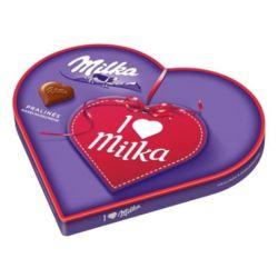 Milka 165g I love Milka czekoladki (12)[D]