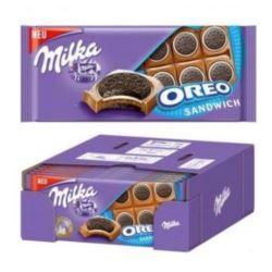 Milka 92g Oreo Sandwich czekolada (15)[D,F,CZ]
