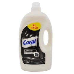 Coral żel do prania 66-132p/ 5l Black  (2) [D]