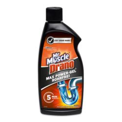Mr. Muscle 500ml Drano do udrażniania rur (6)[D]