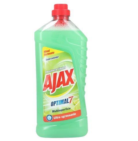 Ajax 1,25L płyn do podłóg(12)[NL]