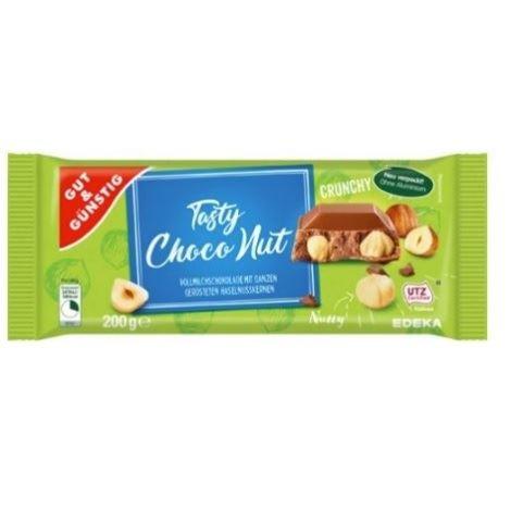 G&G 200g Tasty Choco Nut czekolada z orzech(12)[D]