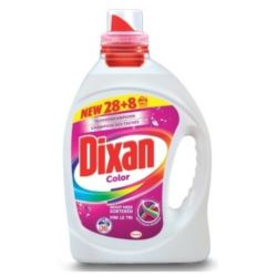 Dixan 36p/ 2,376L żel do prania (4)[B,NL]