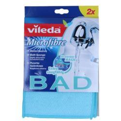 Vileda 2szt Microfibre BAD ścierki (100)[MULTI]