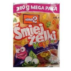 Nimm2 210g Happies żelki owocowe (28)[PL]