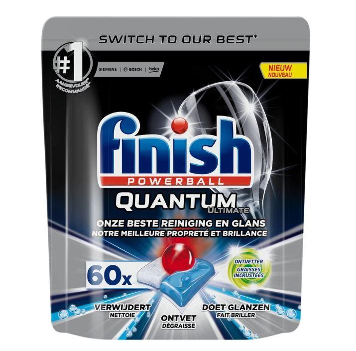 Finish 60szt Quantum Ultimate do zmywarki (6)[D,F]