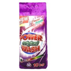 Power Original Wash proszek 105p/ 10kg Fioletowa