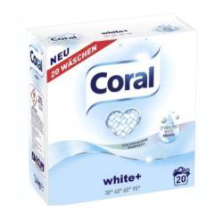 Coral 20p/ 1,4kg White+ proszek (4)[D]