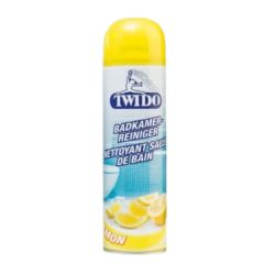 Twido 500ml BadKamer Lemon pianka do WC (12)[NL]