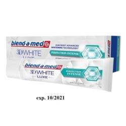 Blend-a-med 75ml 3D White Luxe Intense (24)[MULTI]