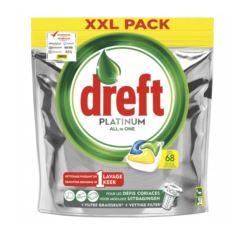 Dreft 68szt Platinum Citrus do zmywarki (3)[B,NL]