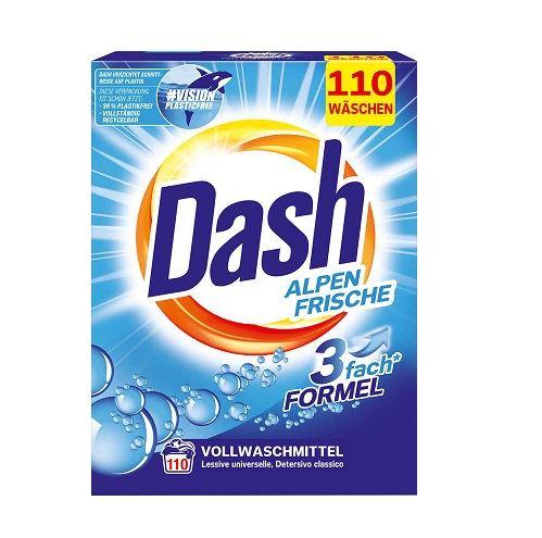 Dash 110p/ 7,15kg 3w1 proszek [D]