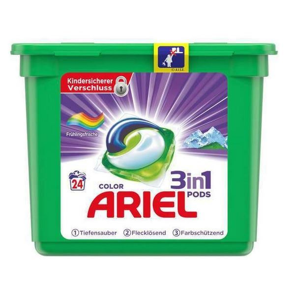 Ariel 3w1 24szt / 720g kapsułki (3)[D,AT]
