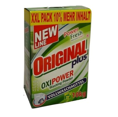 Original 120p/ 10kg proszek karton