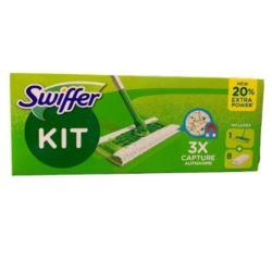 Swiffer Mop + wkład do mopa 8szt (6)[D,IT,ES]