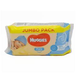 Huggies 72szt chusteczki dla dzieci (10)[D,F]